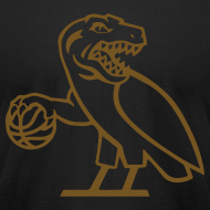 Design ~ OVO Raptors T-Shirt