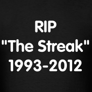 Design ~ RIP The Streak