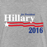Design ~ Hillary For President 2016 Kids Campaign T-shirt