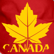 Design ~ Canada Souvenir Dog Bandana Maple Leaf Gift