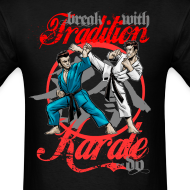 Design ~ Karate-Do Break With Tradition