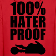 Design ~ S&S HATER PROOF BLACK
