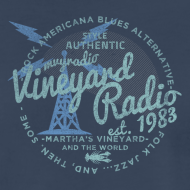 Design ~ Vineyard Radio - unisex