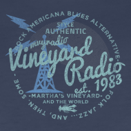 Design ~ Vineyard Radio - Womens