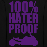 Design ~ S&S HATER PROOF PURPLE