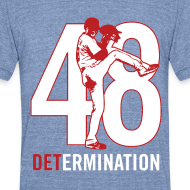 Design ~ DETermination - Men's Athletic Tee