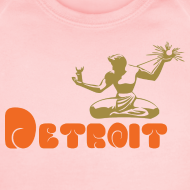 Design ~ Spirit of Detroit