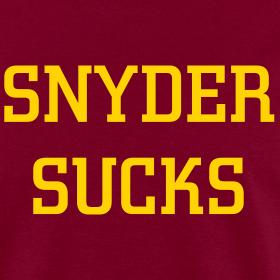 Design ~ Snyder Sucks