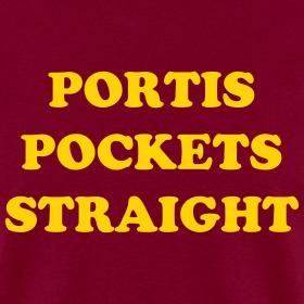 Design ~ Portis Pockets Straight