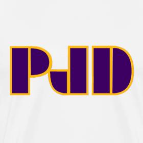 Design ~ 1980's PJD Logo