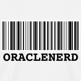 Design ~ ORACLENERD Barcode