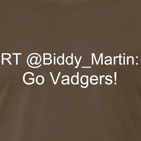 Design ~ Go Vadgers!
