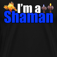 Design ~ Shaman shirt male