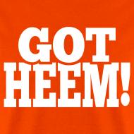 Design ~ Got Heem! - T-Shirt - Black