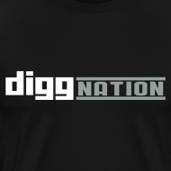 Design ~ Diggnation Logo T-Shirt 3XL
