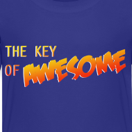 Design ~ The Key of Awesome Kids Logo