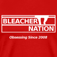Design ~ BN - Obsessing Since 2008 Heavyweight T-Shirt (Men's)
