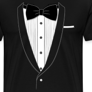 Design ~ Tuxedo T Shirt
