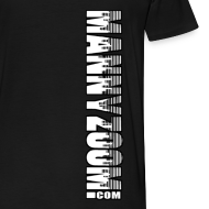 Design ~ MannyZoom Skyscraper Heavy T-Shirt