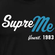 Design ~ SupreMe83 Flourish Azul - Mens