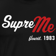 Design ~ SupreMe83 Flourish - Roja - Mens