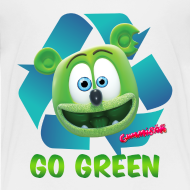 Design ~ Gummibär Recycle Earth Day Toddler T-Shirt