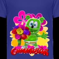 Design ~ Gummibär Flowers Toddler's T-