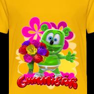 Design ~ Gummibär Flowers Kid's T-