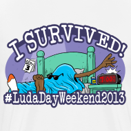 Design ~ I Survived #LudaDayWeekend