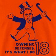 Design ~ Owning Defenses - Mens - T-shirt
