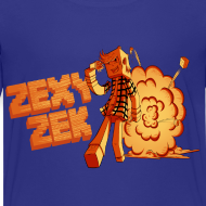 Design ~ Fire Zek - Kids