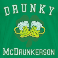 Design ~ Drunky McDrunkerson
