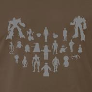 Design ~ Bots - Various  | Robot Plunger