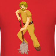 Design ~ Men's Janitor Battle
