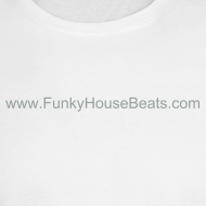 Design ~ FunkyHouseBeats Long Sleeve Hanes Tee