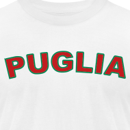 Design ~ PUGLIA Region T, White
