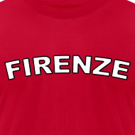 Design ~ FIRENZE Region T, Red