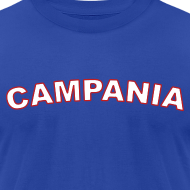 Design ~ CAMPANIA Region T, Royal Blue