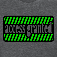 Design ~ Access Granted (girls)