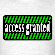Design ~ Access Granted (guys)