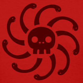 Design ~ One Piece: Boa Hancock Jolly Roger