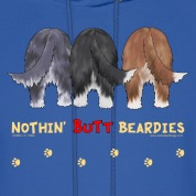 Nothin' Butt Beardies Sweatshirt