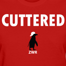 Design ~ Cuttered - Ladies