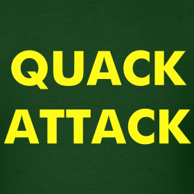 Design ~ Quack Attack - Men's