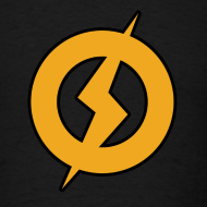 Design ~ Lightning Man Logo Tee