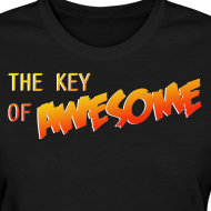 Design ~ The Key of Awesome Ladies Logo