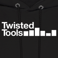 Design ~ Twisted Tools Simple Logo - Hoodie