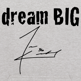 Design ~ Dream Big Hoodie