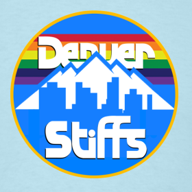 Design ~ DenverStiffs Round Logo Shirt