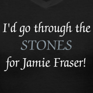 Design ~ I'd Go Through The Stones For Jamie Fraser!